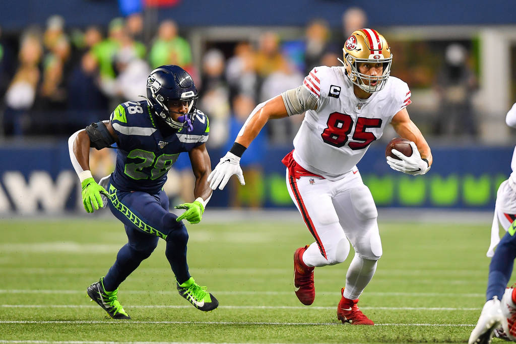 Primi della classe (San Francisco 49ers vs Seattle Seahawks 26-21)