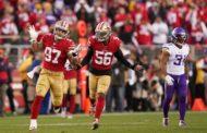 I 49ers tornano alla vittoria nei playoff (Minnesota Vikings vs San Francisco 49ers 10-27)
