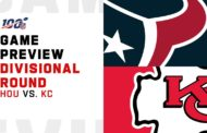 Divisional Preview: Houston Texans vs Kansas City Chiefs
