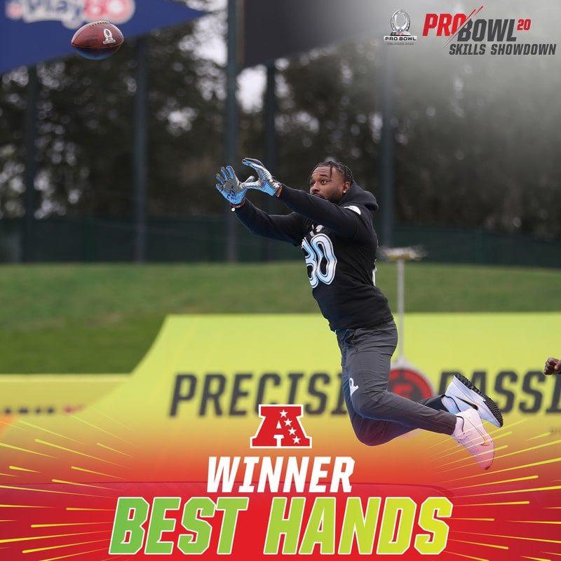 pro bowl hands