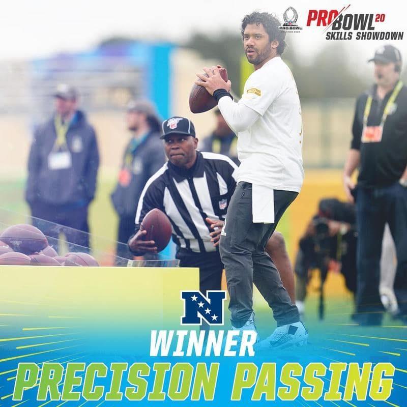 pro bowl skills game precision