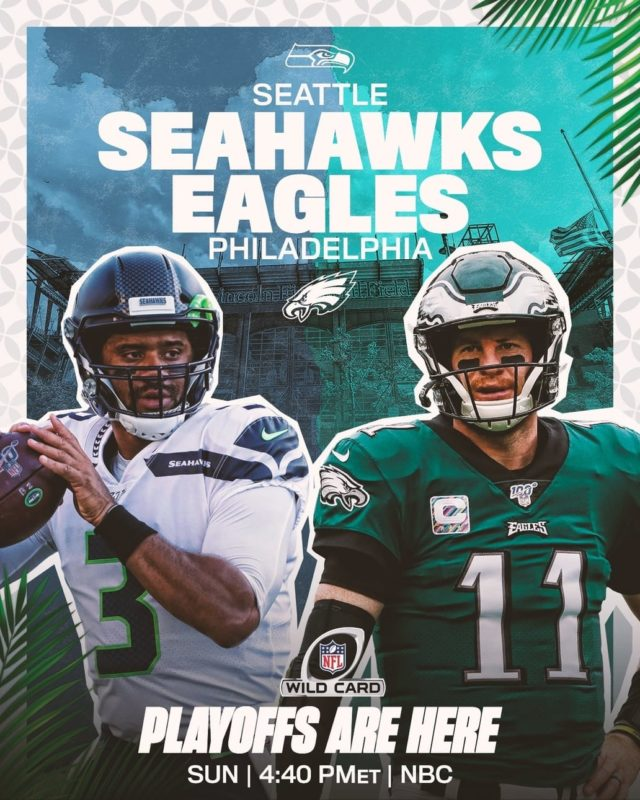 wild card preview seahawks eagles