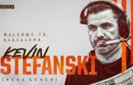 Kevin Stefanski è il nuovo Head Coach dei Cleveland Browns