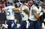 Titans ai playoff (Tennessee Titans vs Houston Texans 35-14)