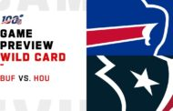 Wild Card Preview: Buffalo Bills vs Houston Texans