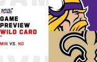 Wild Card Preview: Minnesota Vikings vs New Orleans Saints