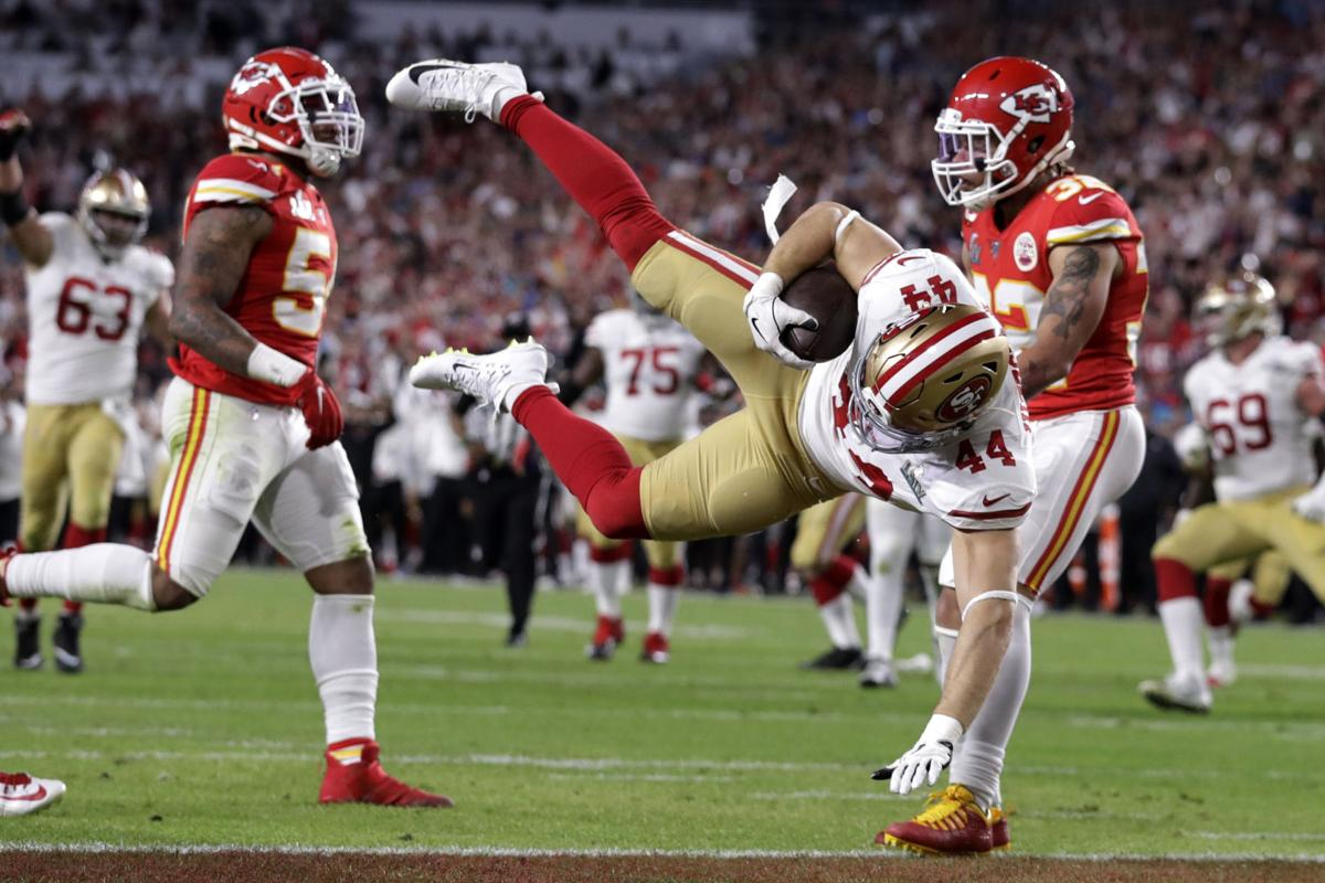 Super Bowl LIV: Dalla panchina dei San Francisco 49ers