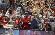 Super Bowl LIV: Dalla panchina dei Kansas City Chiefs