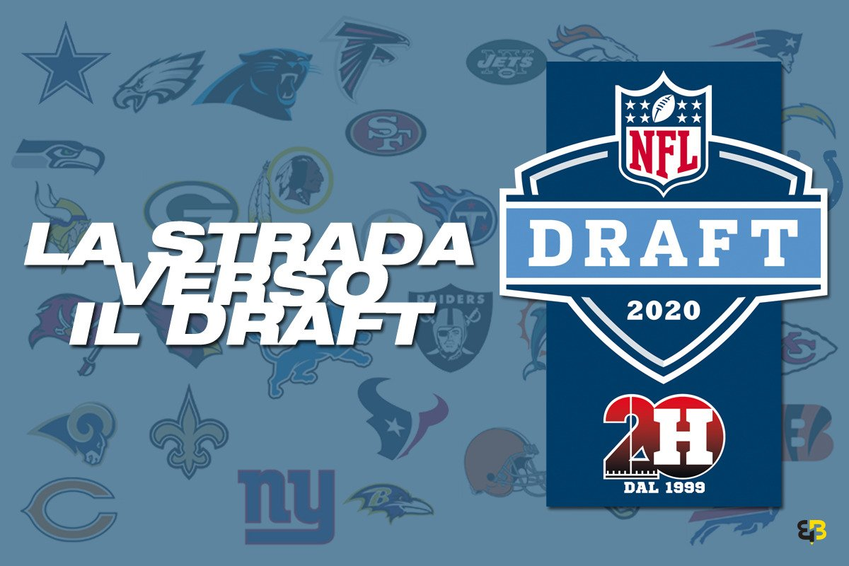 Podcast Verso il Draft - S05E03 - La classe del Draft 2021