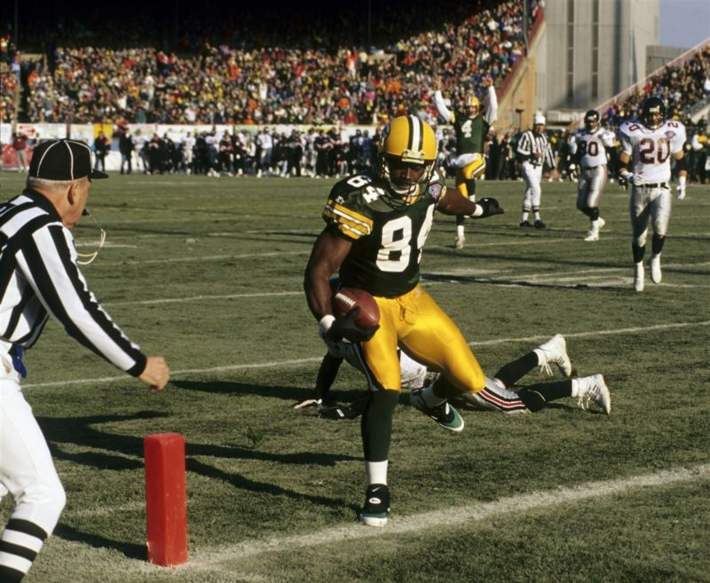 Sterling Sharpe Packers