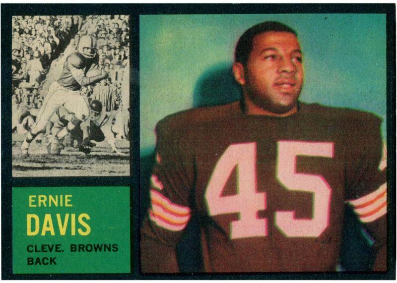 Ernie Davis Browns