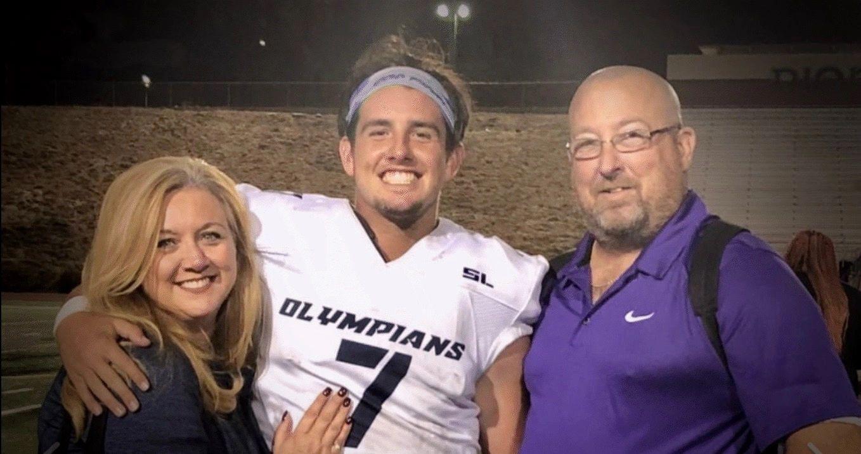 Intervista a Jake Dunniway, quarterback in Division I