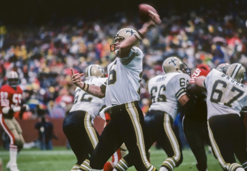 Ken Stabler Saints