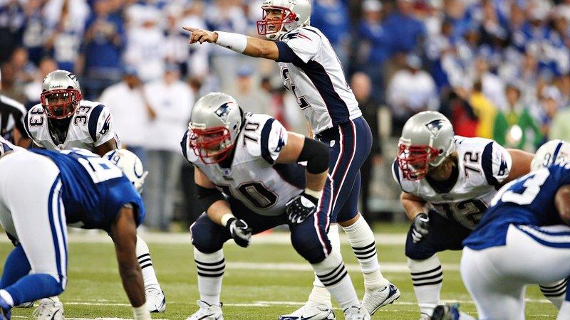 Patriots 2007