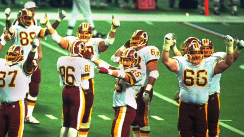 Redskins 1991