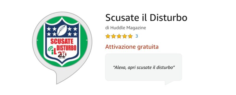 Scusate il Disturbo Amazon Alexa