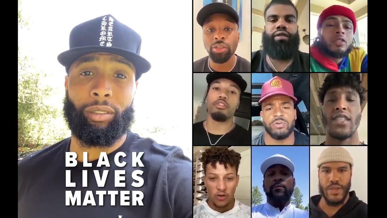 Black Lives Matter - Il piccolo passo dell'elefante NFL