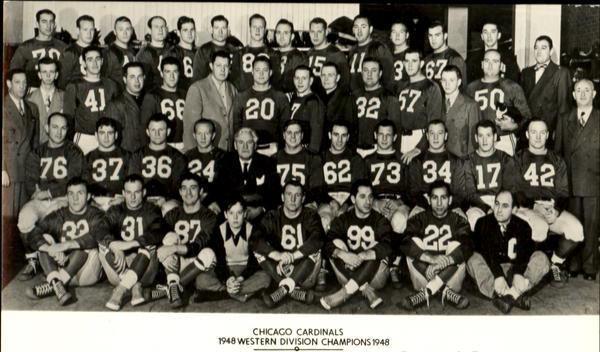 1948 Chicago Cardinals Football Team