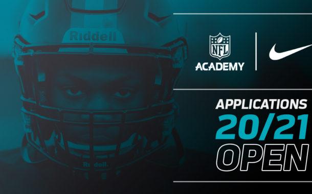 Aperte le iscrizioni per la NFL Academy di Londra