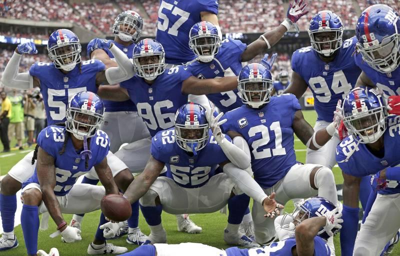 Giants defense