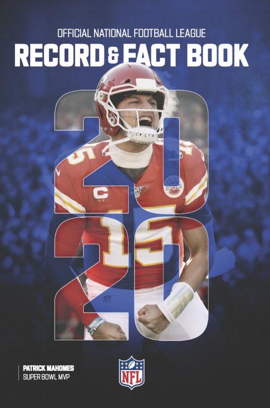 copertina 2020 NFL Record and Fact Book