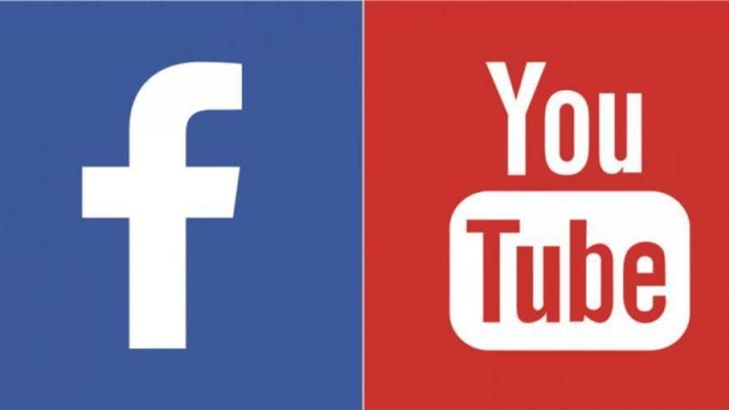 facebook youtube