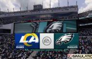 Huddle Simulations - Week 2: Rams vs Eagles