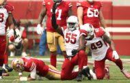 Corsari nella baia (Arizona Cardinals vs San Francisco 49ers 24-20)