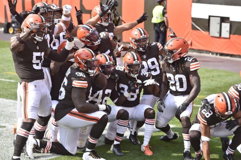 cleveland browns defense