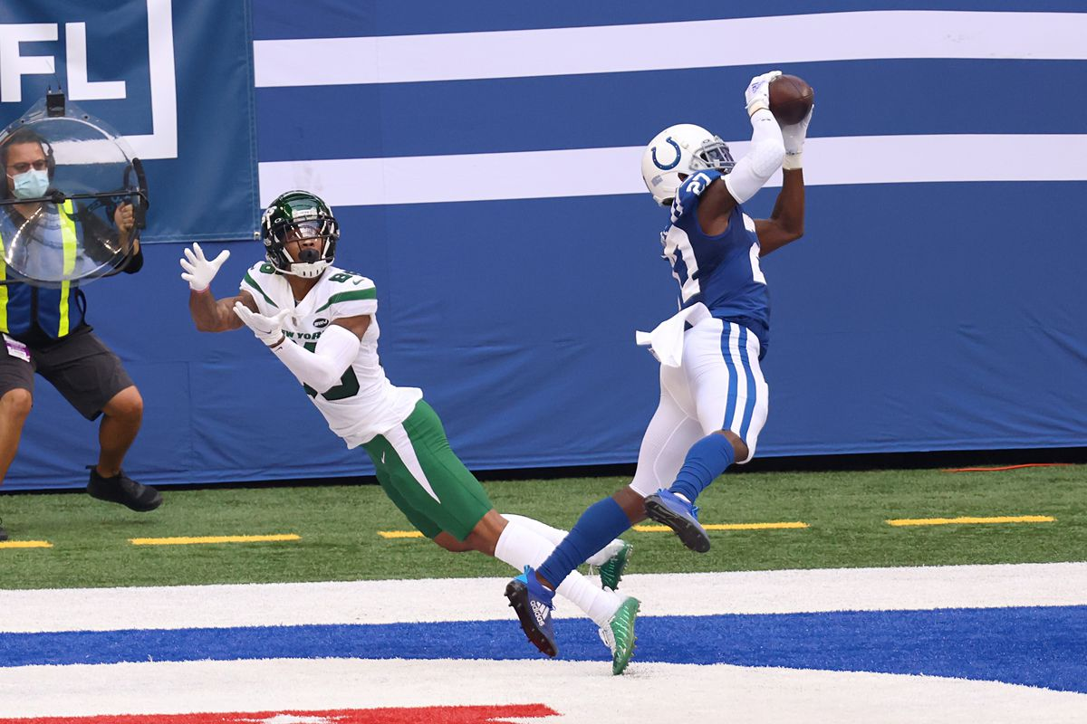 Colts fumanti! (New York Jets vs Indianapolis Colts 7-36)