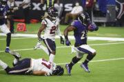 Ritorno alle corse (Baltimore Ravens vs Houston Texans 33-16)