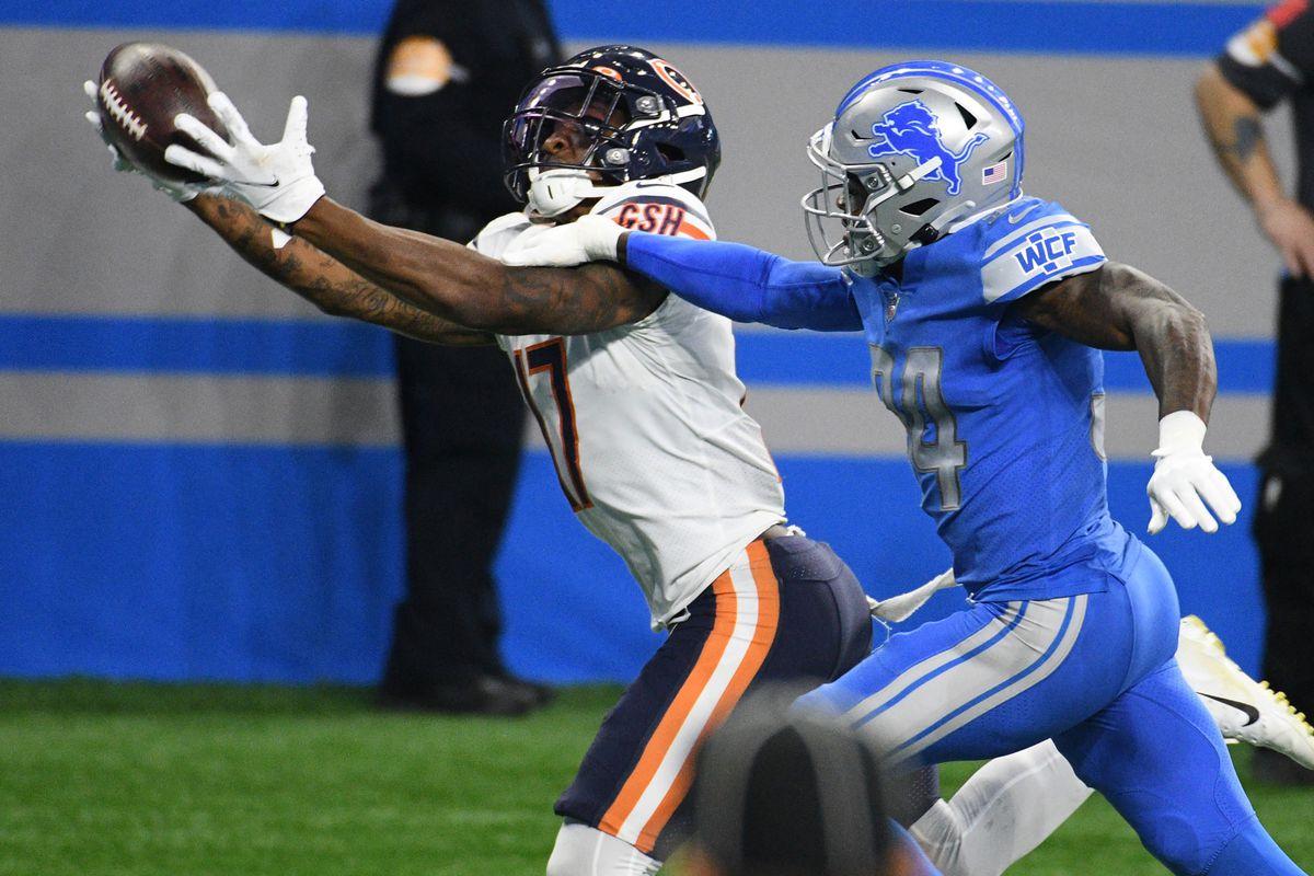 Trubisky, rimonta folle! (Chicago Bears vs Detroit Lions 27-23)