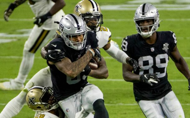 L'inizio di una nuova era (New Orleans Saints vs Las Vegas Raiders 24-34)