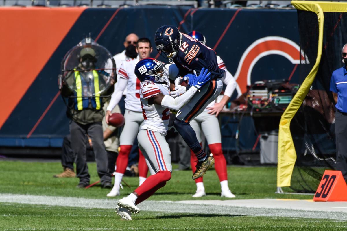Chicago imbattuta ma col fiato in gola (New York Giants vs Chicago Bears 13-17)