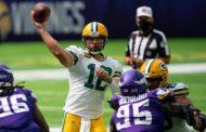 Aaron Rodgers è sempre lui: i Packers affettano i Vikings