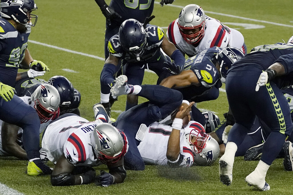 A una yard dalla vittoria (New England Patriots vs Seattle Seahawks 30-35)