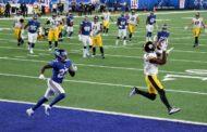 Il ritorno di Big Ben (Pittsbugh Steelers vs New York Giants 26-16)