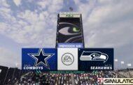 Huddle Simulations - Week 3: Cowboys vs Seahawks