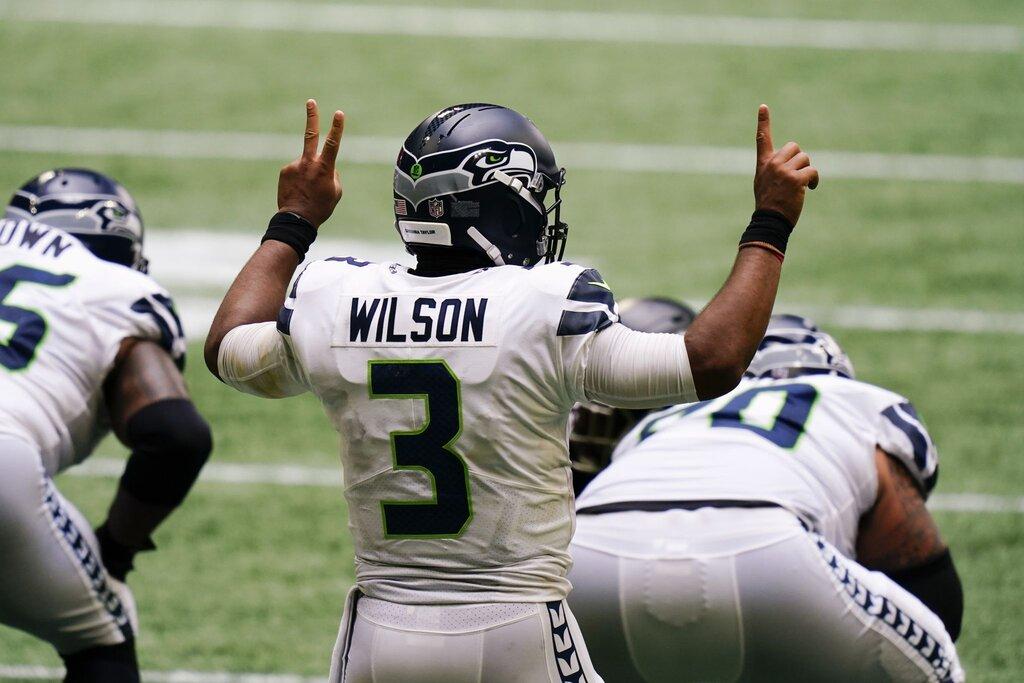 Let Wilson be Wilson (Seattle Seahawks vs Atlanta Falcons 38-25)