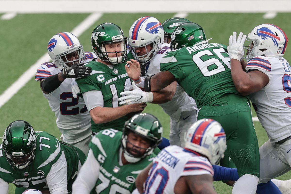 Minimo sforzo (Buffalo Bills vs New York Jets 18-10)