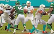 Delfini travolgenti (New York Jets vs Miami Dolphins 0-24)