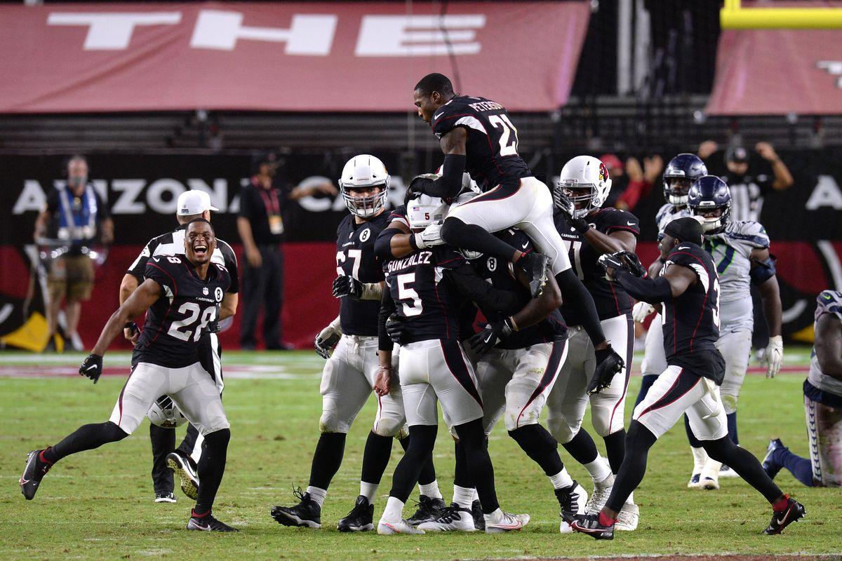 Duello all'ultimo sangue (Seattle Seahawks vs Arizona Cardinals 34-37)