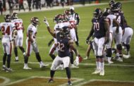 La difesa piega Tom Brady (Tampa Bay Buccaneers vs Chicago Bears 19-20)