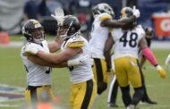 L'ultima imbattuta (Pittsburgh Steelers vs Tennessee Titans 27-24)