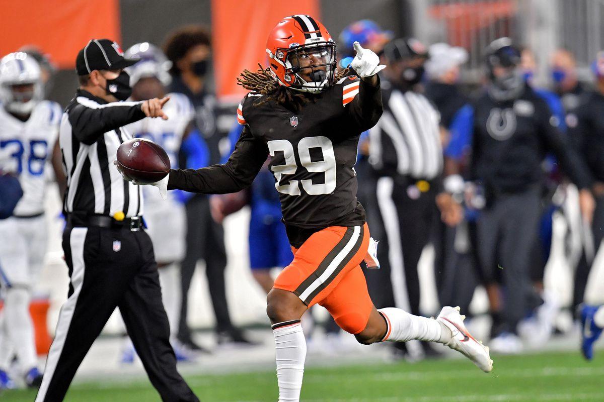 I Browns sono tornati! (Indianapolis Colts vs Cleveland Browns 23-32)