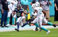 Carson il guerriero (Seattle Seahawks vs Miami Dolphins 31-23)