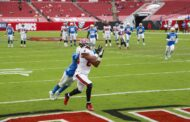 21 anni di differenza (Los Angeles Chargers vs Tampa Bay Buccaneers 31-38)