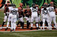 Burrow da record (Jacksonville Jaguars vs Cincinnati Bengals 25-33)