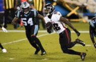 Vittoria superflua (Atlanta Falcons vs Carolina Panthers 25-17)