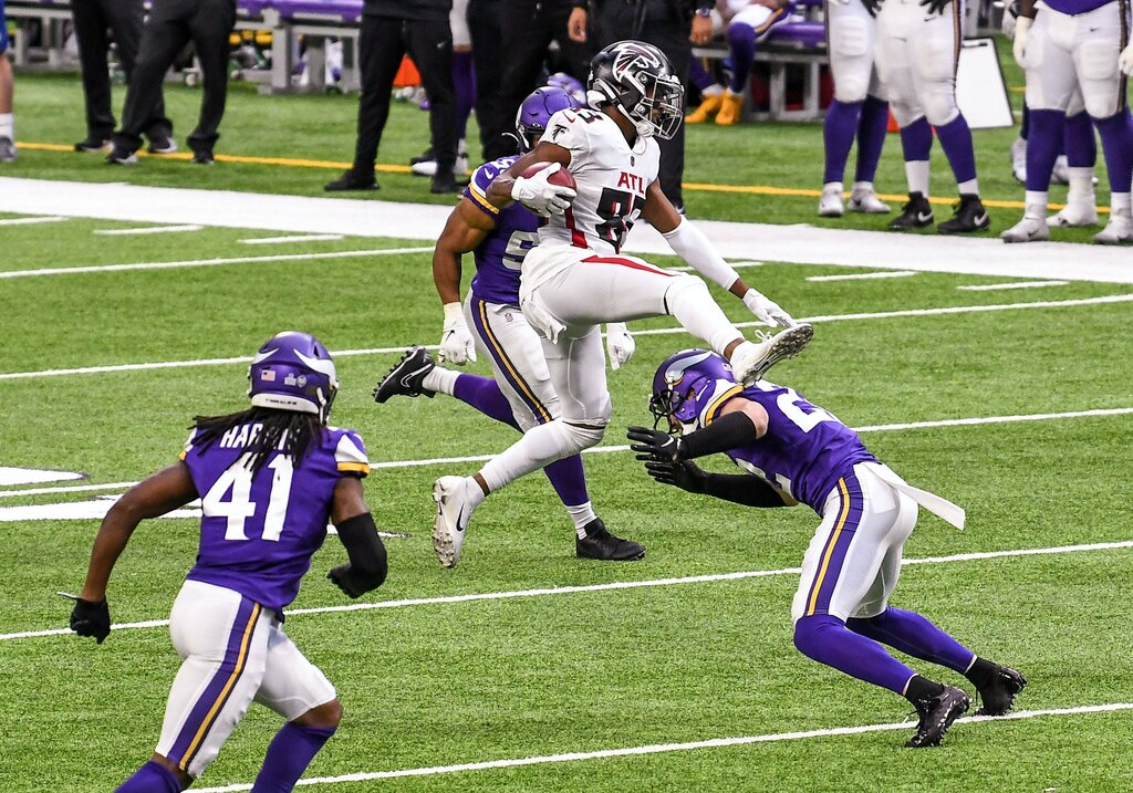 Resurrezione e sprofondo (Atlanta Falcons vs Minnesota Vikings 40-33)